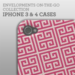 Envelopments Zazzle Store - iPhone 3 & 4 Skins