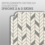 Envelopments Zazzle Store - iPhone 2 & 3 Skins