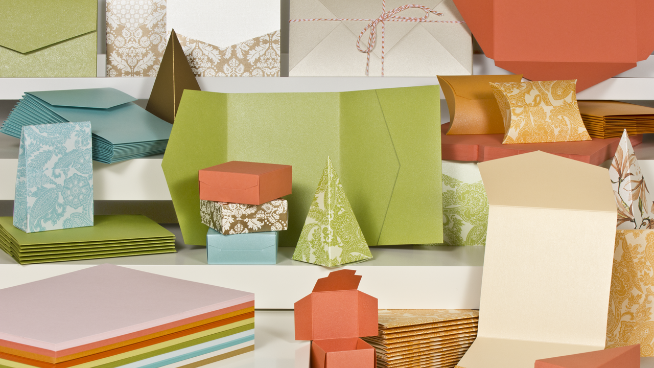 Envelopments - Products - Shapes & Sizes